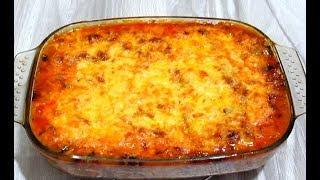 Нежная Запеканка из Баклажанов под Сыром Нереально Вкусно Баклажаны Рецепты