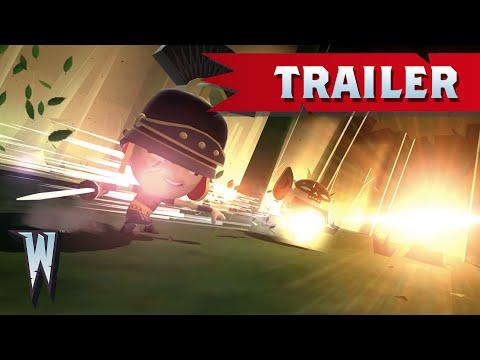Full Length Game Trailer