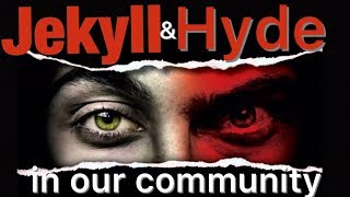 The Jekyll and Hyde amongst us..on Youtube!!!