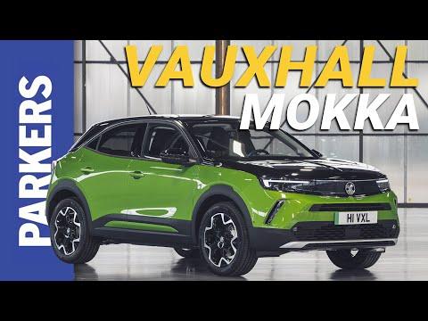 Vauxhall Mokka-e SUV Review Video