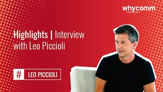 Highlights | Interview with Leo Piccioli