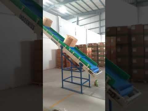 Modular Industrial Conveyor System