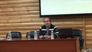 Επιστημονική Εκδήλωση Ξάνθης , Ομιλία κ. Χιωτάκη
