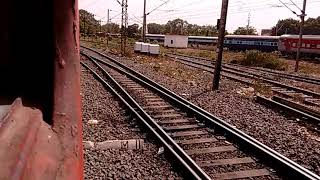 preview picture of video 'Bodh Gaya railway station by India railway'