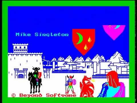 Lords of Midnight - Zx Spectrum, Mike Singleton Tribute