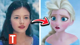 Disney Connections In The Nutcracker And The Four Realms