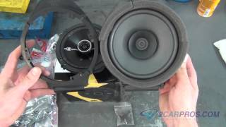 Door Panel Removal & Speaker Replacement