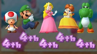 Mario Party 10 - All Characters - Coin Challenge #11