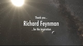 Inspiration Journey - Nature Of Nature - Richard Feyman