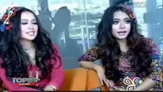 TOPIK ANTV Dina & Kiki, Duo Sabun Colek