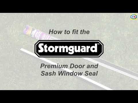 Stormguard Door & Window Strips