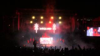 Chella Ride - Dog Blood @ Hard Red Rocks 2015
