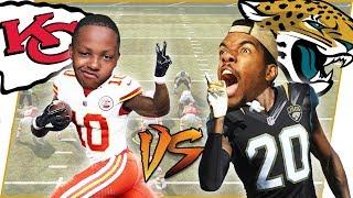 🔥 Jalen Ramsey VS Tyreek Hill! Who Wins? - Madden 19 User Skill Challenge Ep.4