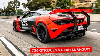 HOW TO EMBARRASS SUPERCAR OWNERS BRING A 1000 HP 720 GTR …