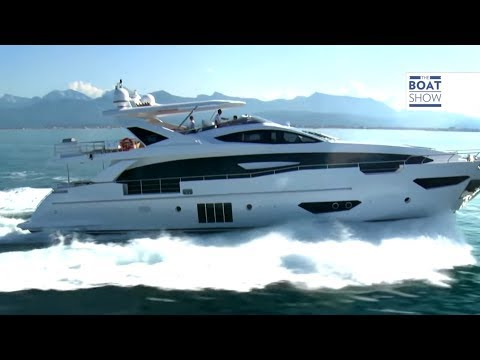 [ENG] AZIMUT 95 RPH – Luxury Yacht Review – The Boat Show