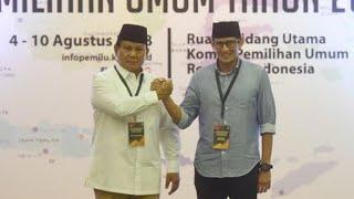 Koalisi Prabowo-Sandiaga Tolak Jumlah DPT Pemilu