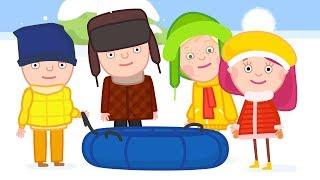 Мультики - Смарта и Чудо-сумка - Жадина - Развивающие мультфильмы