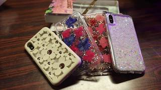 SwitchEasy REAL FLOWER Cases - iPhone XS / MAX - Hands On Review