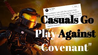 Should Halo be Competitive or Casual? How About Both!