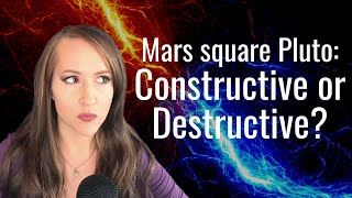 Mare Square Pluto: Constructive Or DESTRUCTIVE? Weekly Astrology Forecast For All 12 Zodiac Signs!