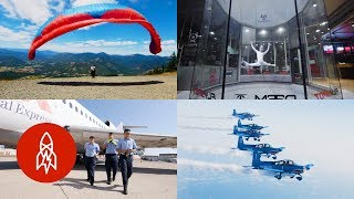 Fly High With These Five Stories