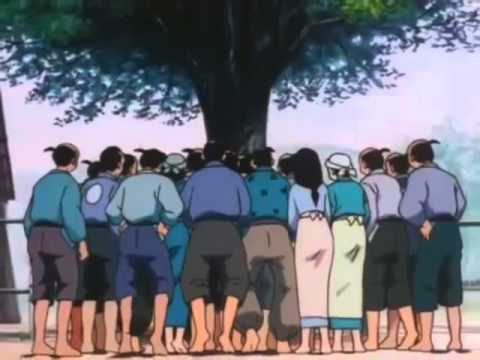 Inuyasha funny moments part 5
