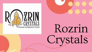 Order Online for Glass Arrowheads - Rozrin Crystals