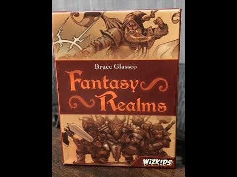 Talkin' Fantasy Realms
