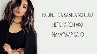 Sampu - Jona (Himig Handog 2017) Lyrics