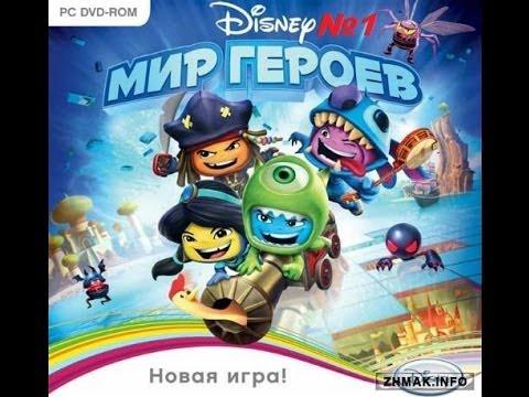 Видео № 1 из игры Disney. Мир Героев [PS3]