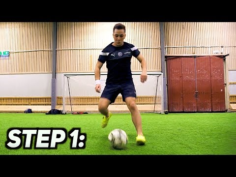 Use This Skill TO TRICK Your Defender 2020! ★ SkillTwins Tutorial