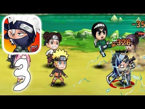 Ninja Rebirth (Naruto) - Gameplay Walkthrough Part 3