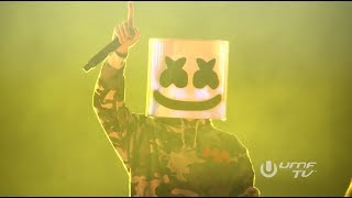 Marshmello Ft. Bastille   Happier (Live Ultra Music Festival 2019)