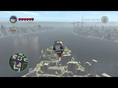 ᐈ LEGO Marvel Superheroes - MODOK Glides Across the map