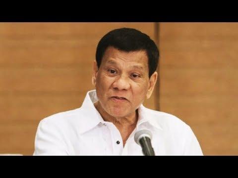 Duterte Threatens To Shoot Women In Vagina