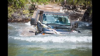 CAPE YORK! Deep water, mud, secluded beaches - This is a 4WDer's paradise!   Kholo.pk