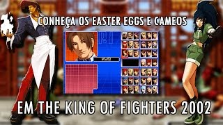 Easter Eggs e Cameos em The King of Fighters 2002