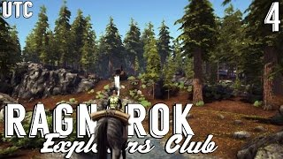 Ragnarok Explorers Club Ep. 4 :: Redwoods :: Exploring the Redwood Forest :: Ragnarok Map :: UTC