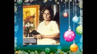 RAN WAN THARUWAK - Christmas Song by Latha Walpola