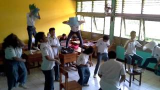 preview picture of video 'Harlem Shake - THE LAXACT II *Bengkulu*'