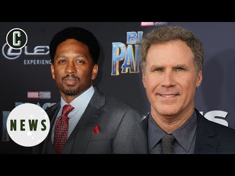 Will Ferrell, Black Panther Writer Set Up Two New Movies at Netflix