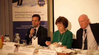 Carlos Creus Moreira at the World Economic Forum Davos 2014