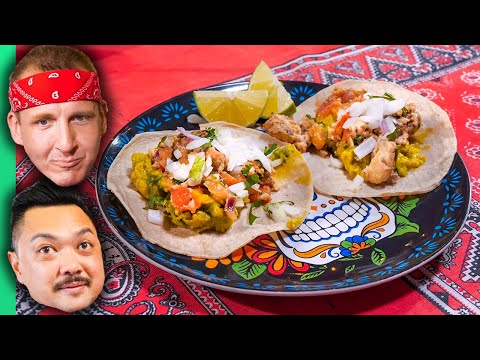 PAKISTANI BRAIN CURRY?!! Eating ONLY Animal Brains for 24 Hours!!! (w/ Calvin)