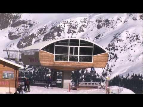 Une journée aux remontées mécaniques de Val Cenis Vanoise