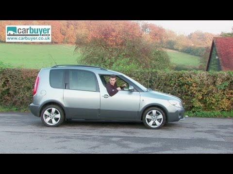 Skoda Roomster MPV Review Video