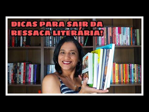 DICAS DE LIVROS PARA SAIR DA RESSACA LITERÁRIA / Diário de Leitura S2