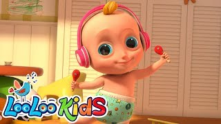 Looby Loo   Best Dance Song For KIDS | LooLoo KIDS