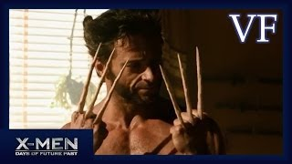 X- Men: Days of Future Past- Bande Annonce VF
