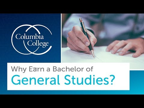 Why Earn a Bachelor of General Studies? - YouTube