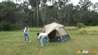 OZtrail Fast Frame Tent Series - 240/300 Set up